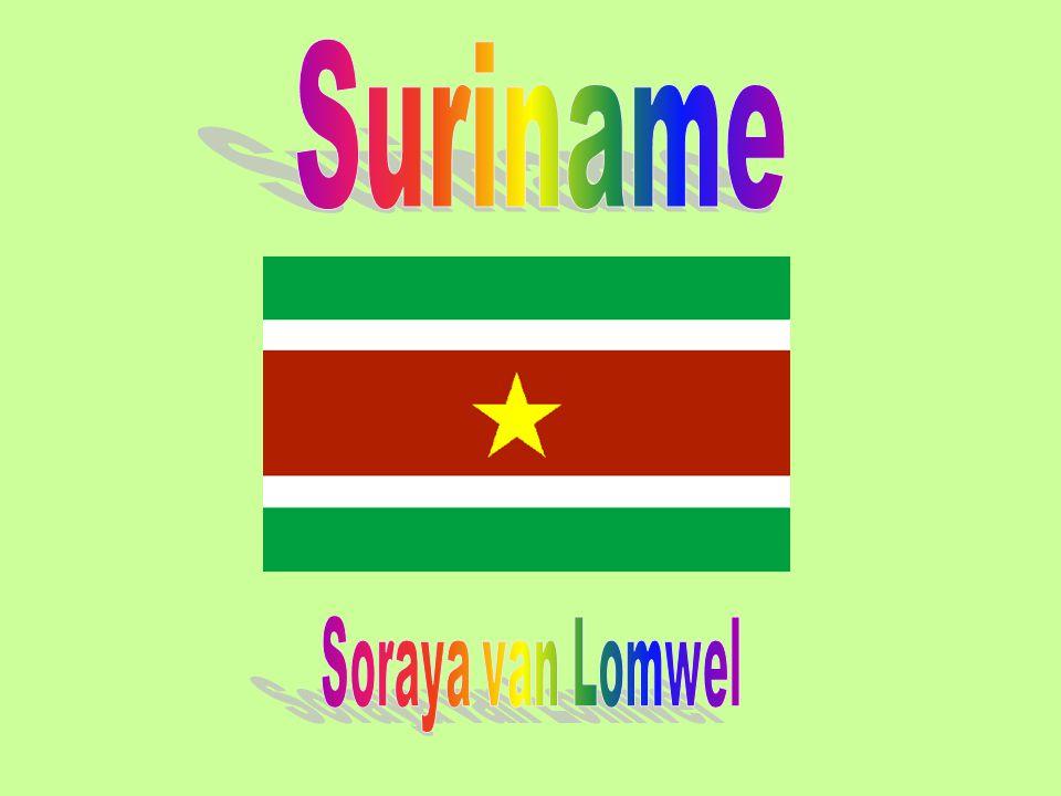 Suriname Soraya van Lomwel