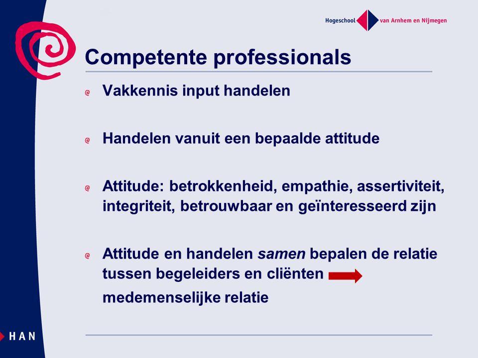 Competente professionals