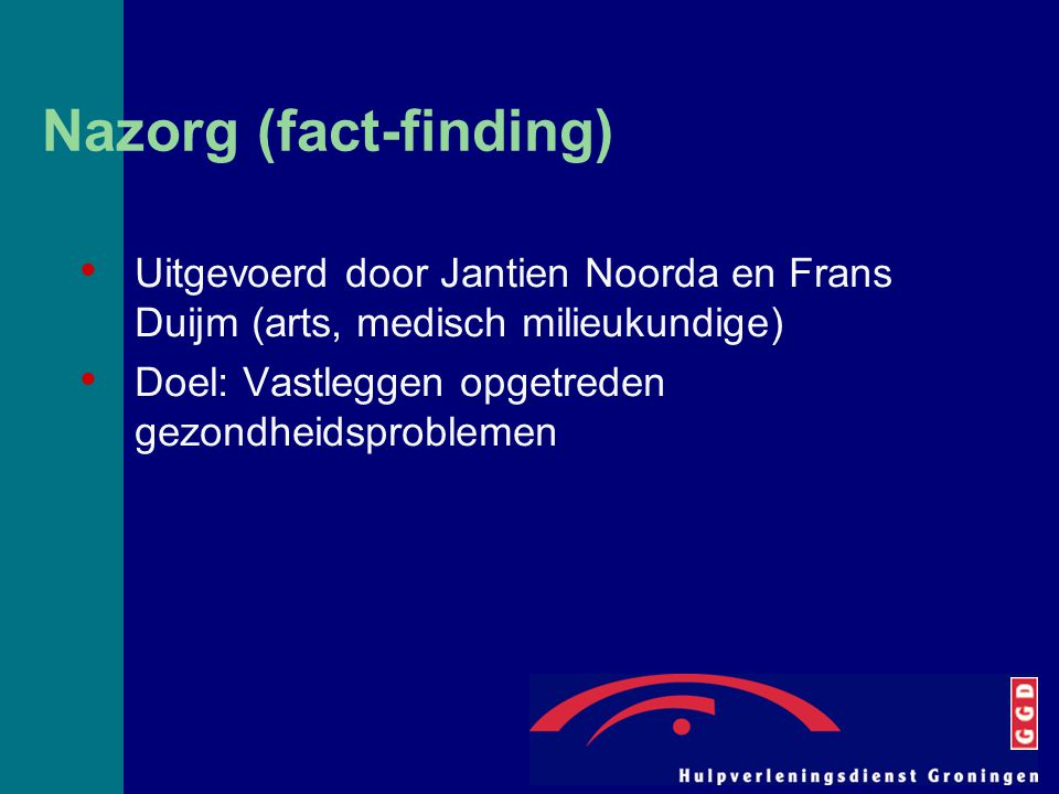 Nazorg (fact-finding)