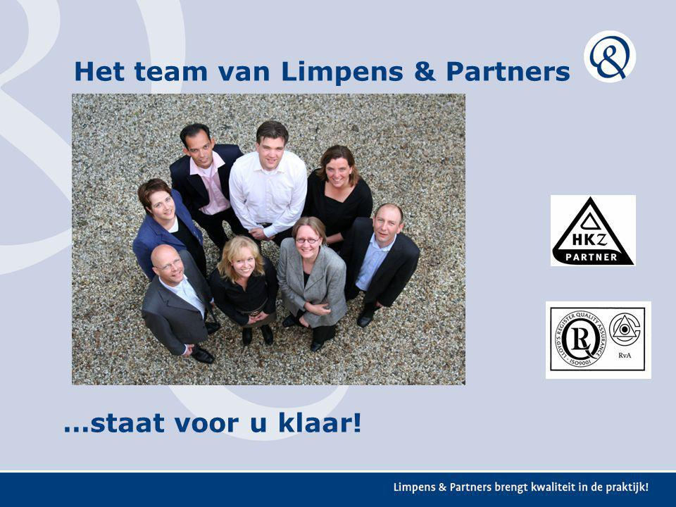 Het team van Limpens & Partners