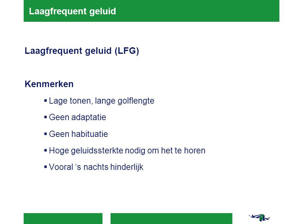 Laagfrequent geluid (LFG)