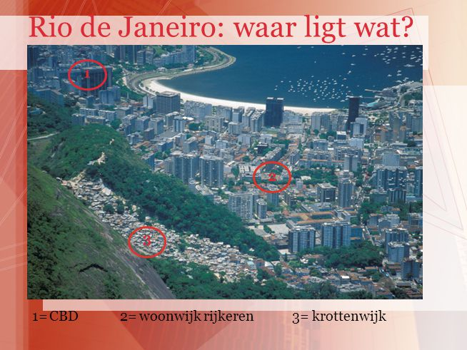 Rio de Janeiro: waar ligt wat