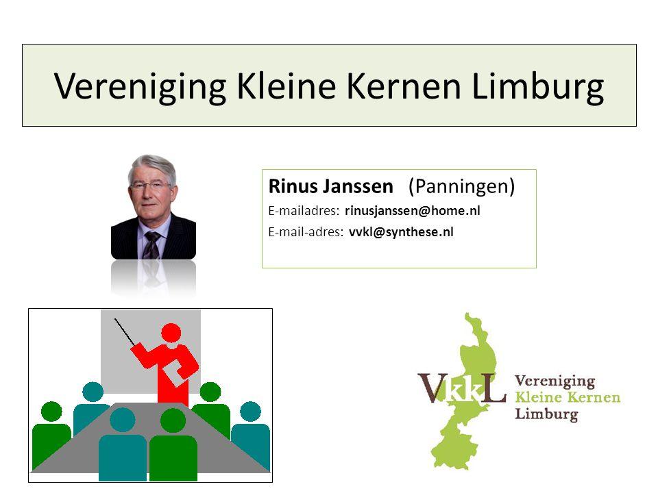 Vereniging Kleine Kernen Limburg