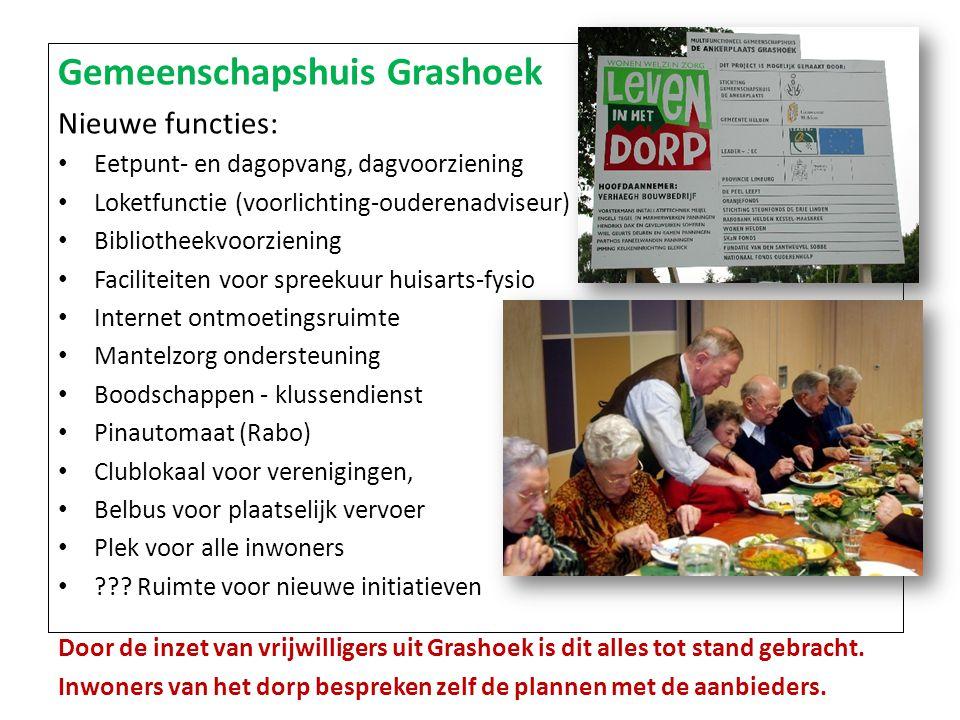 Gemeenschapshuis Grashoek