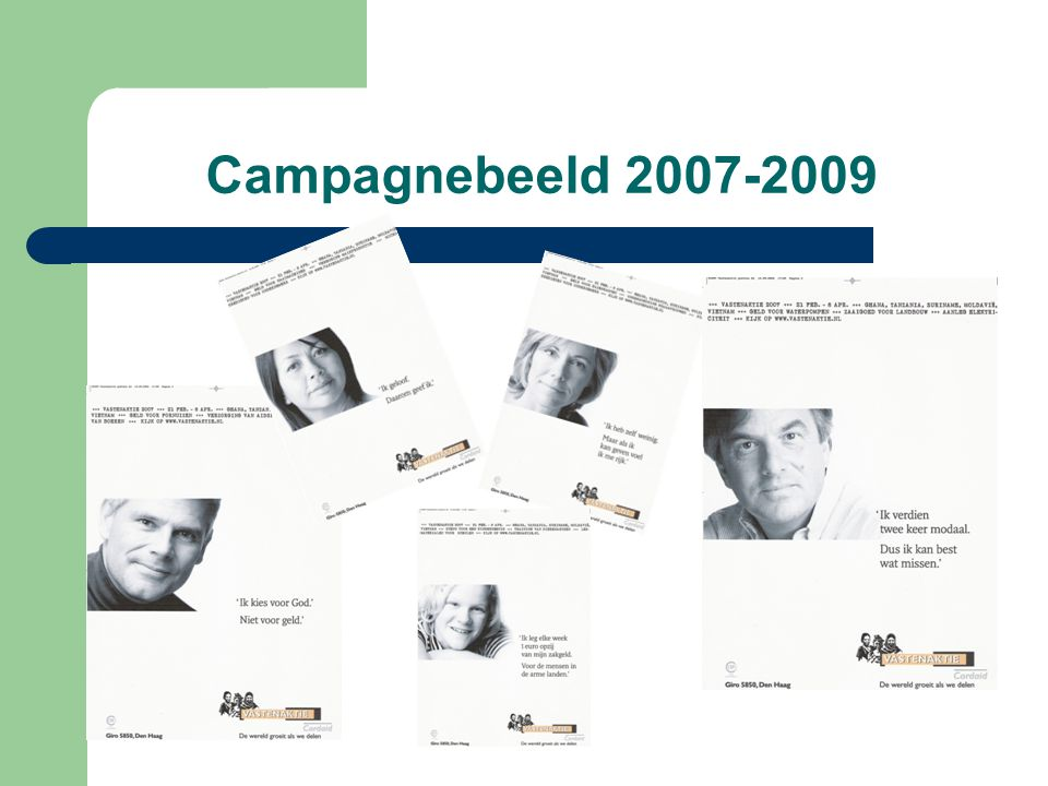 Campagnebeeld 2007-2009