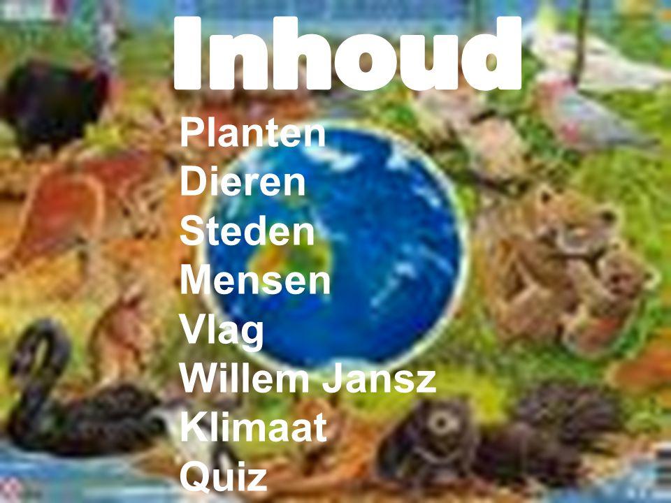 Planten Dieren Steden Mensen Vlag Willem Jansz Klimaat Quiz Planten
