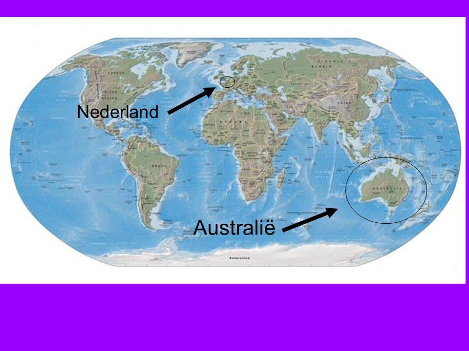 Nederland Australië