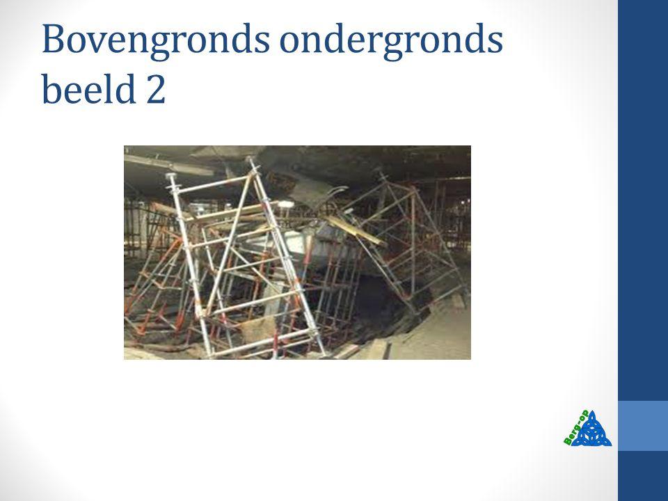 Bovengronds ondergronds beeld 2