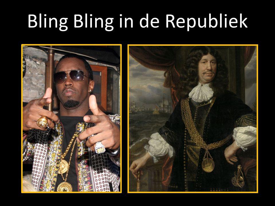 Bling Bling in de Republiek