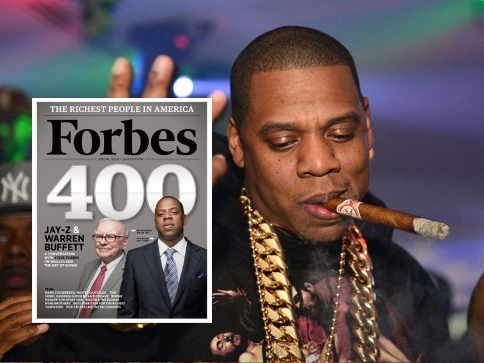 Jay-Z is een van de meest succesvolle rappers ter wereld