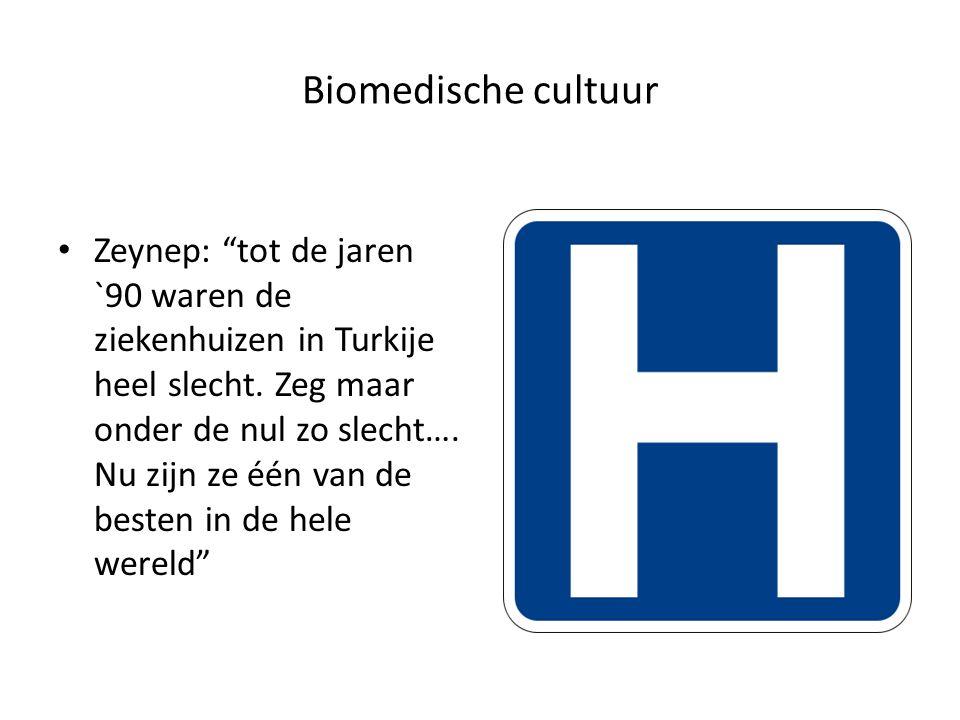 Biomedische cultuur