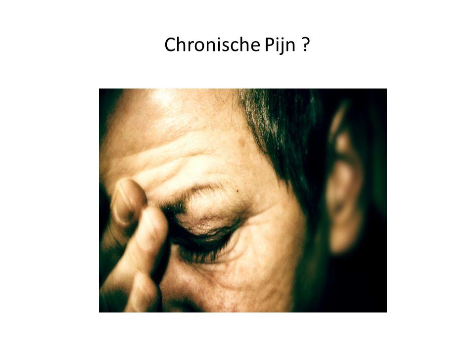 Chronische Pijn