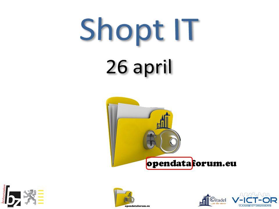 Op 23 september 2011 nam de Vlaamse Regering akte van de conceptnota open data .