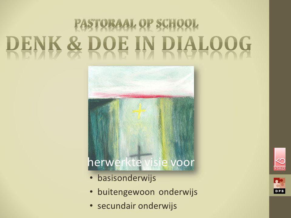 herwerkte visie voor pastoraal op school basisonderwijs