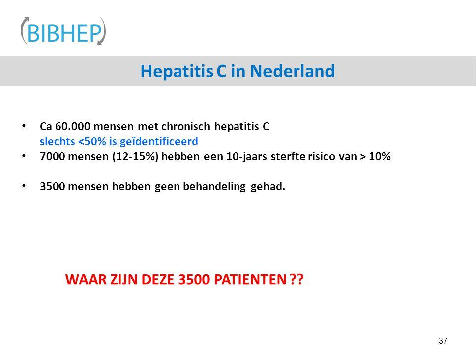 Hepatitis C in Nederland
