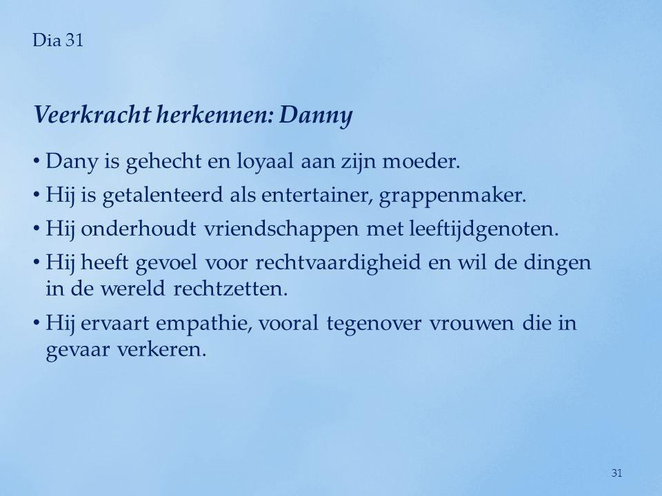 Veerkracht herkennen: Danny