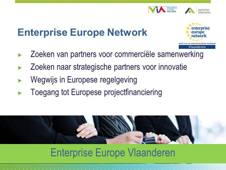 Enterprise Europe Vlaanderen