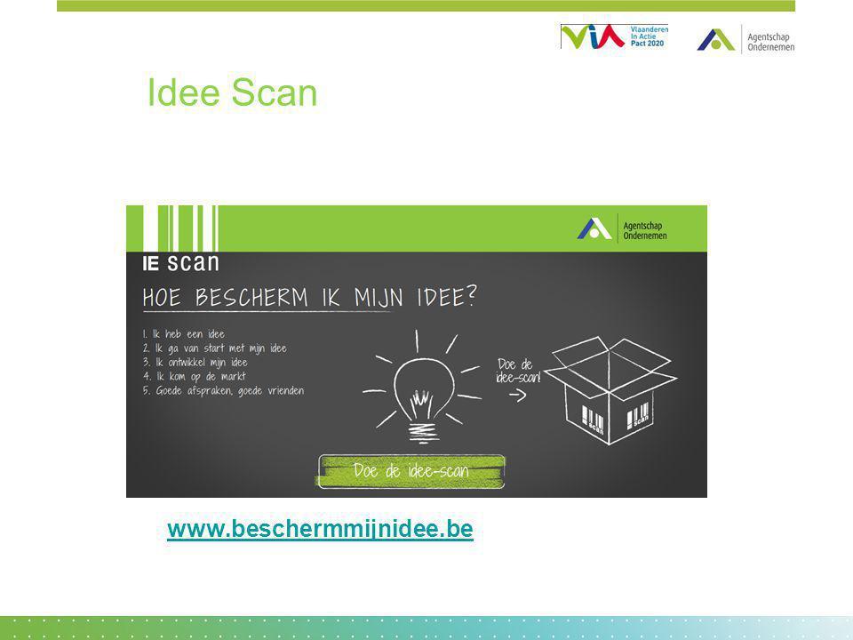 Idee Scan www.beschermmijnidee.be