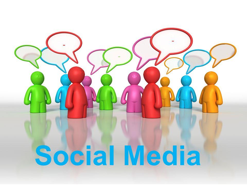 - - - Social Media