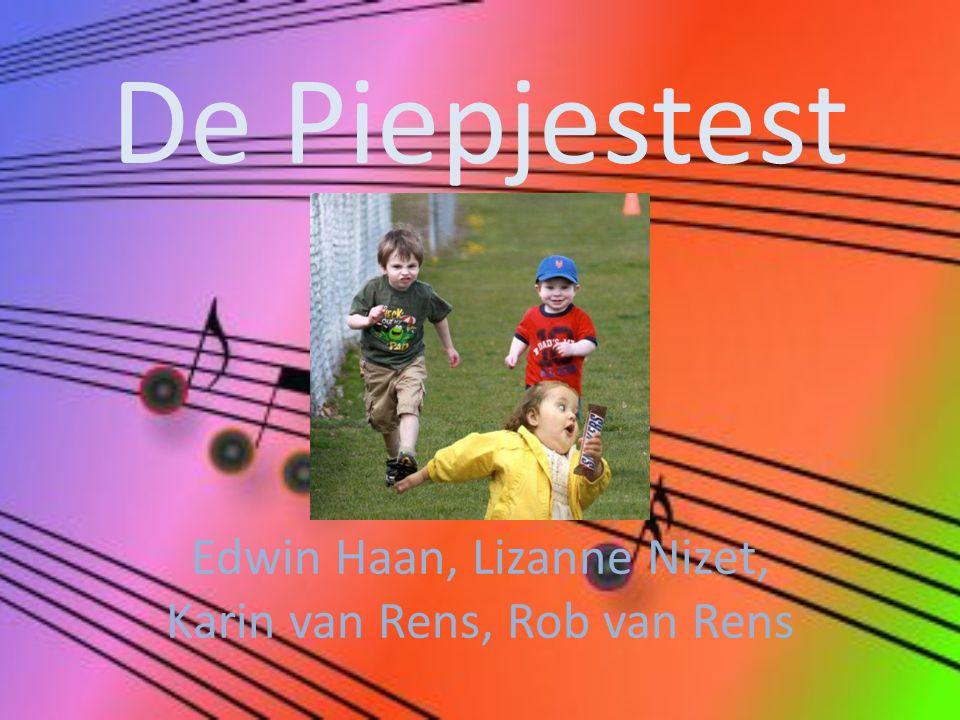 Edwin Haan, Lizanne Nizet, Karin van Rens, Rob van Rens