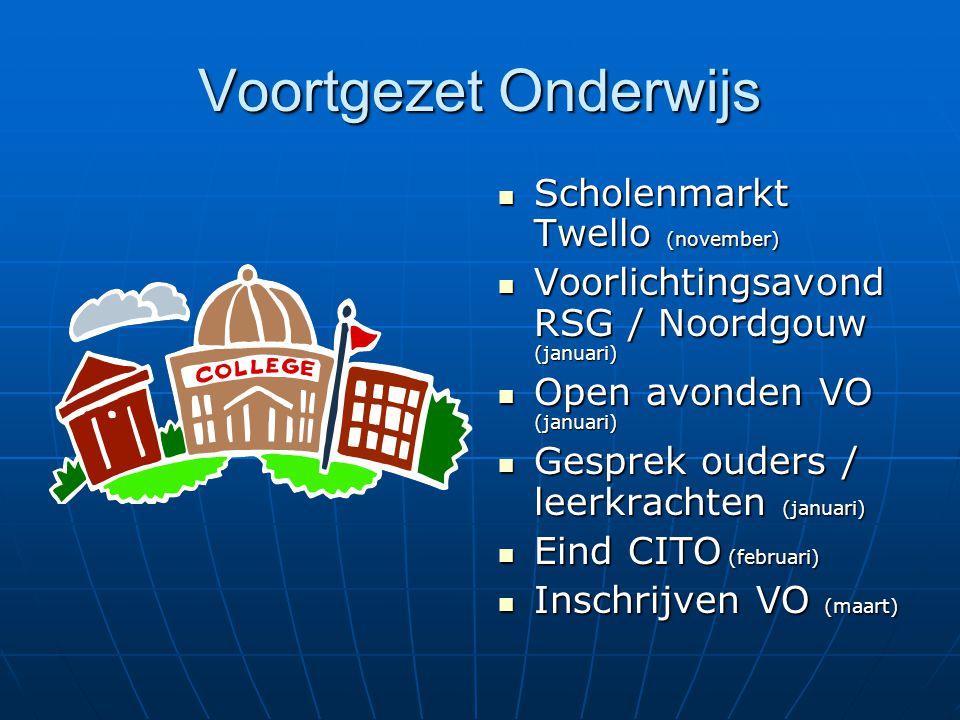 Voortgezet Onderwijs Scholenmarkt Twello (november)