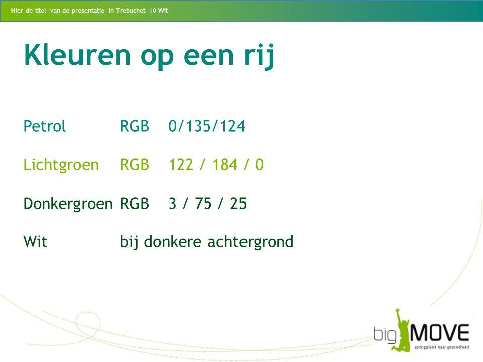 Titel presentatie AMSTERDAM, september 2011 I-Move Helene van Gorkum