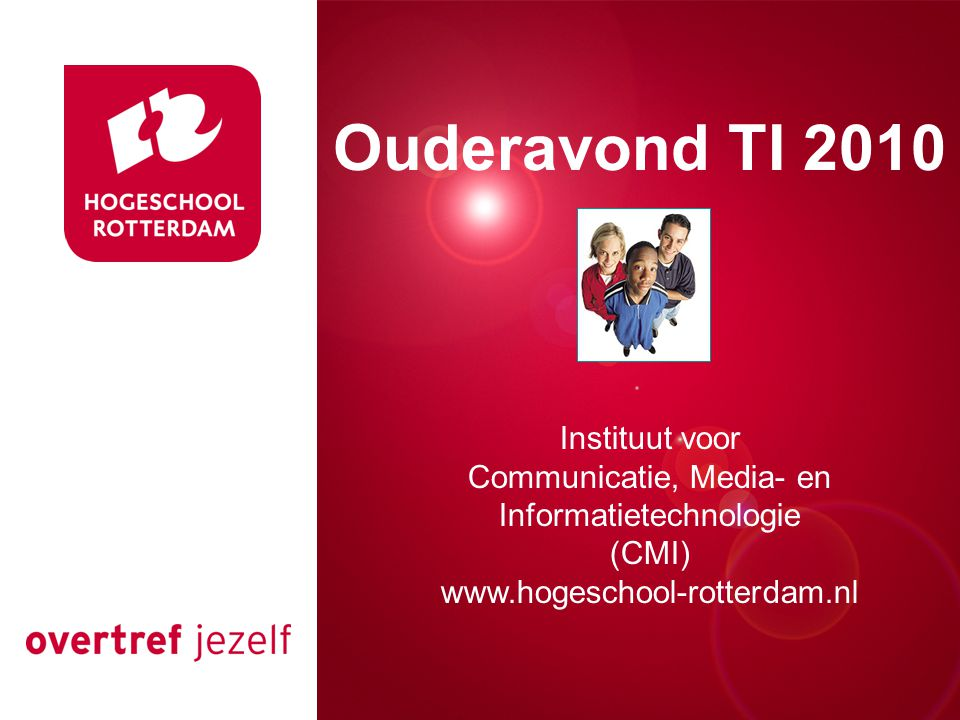 Communicatie, Media- en Informatietechnologie