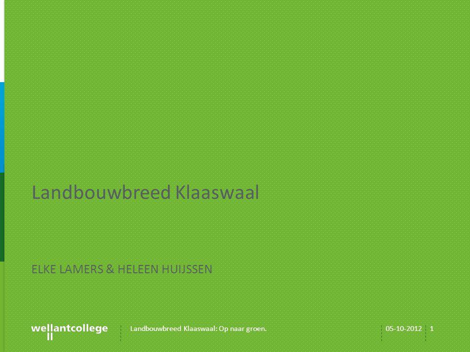 Landbouwbreed Klaaswaal