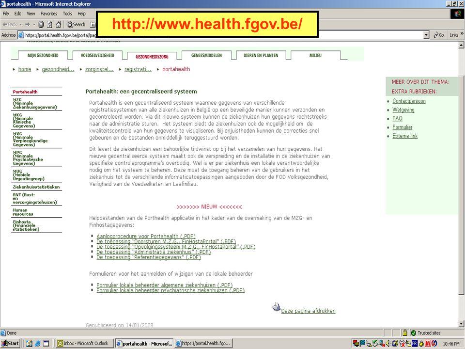 http://www.health.fgov.be/
