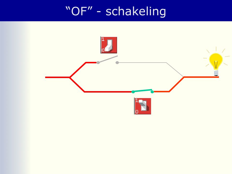 OF - schakeling