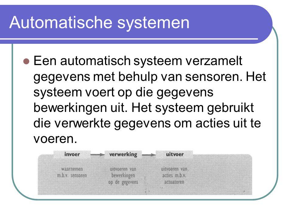 Automatische systemen