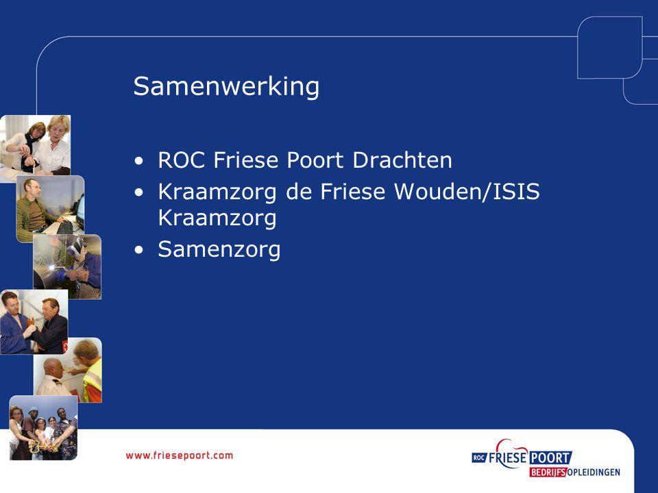 Samenwerking ROC Friese Poort Drachten