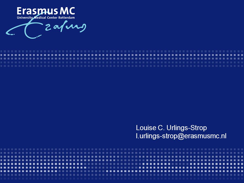 Louise C. Urlings-Strop