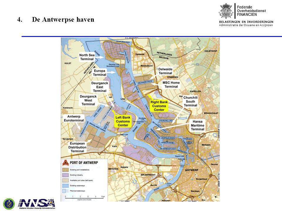 4. De Antwerpse haven