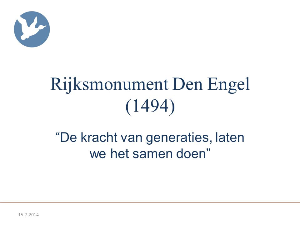 Rijksmonument Den Engel (1494)