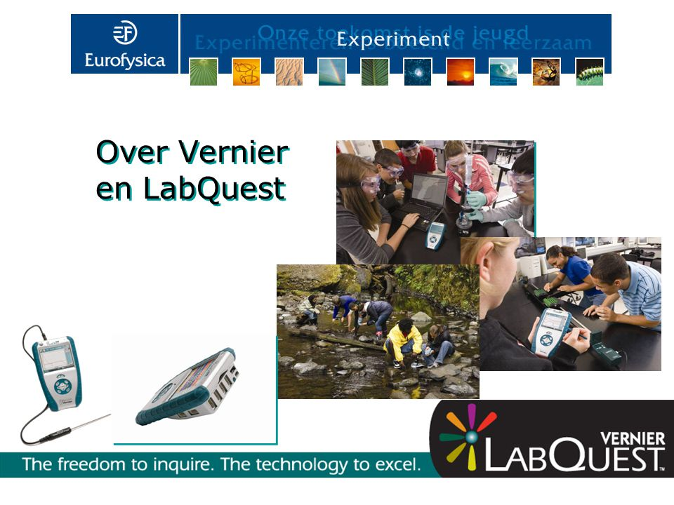 Over Vernier en LabQuest
