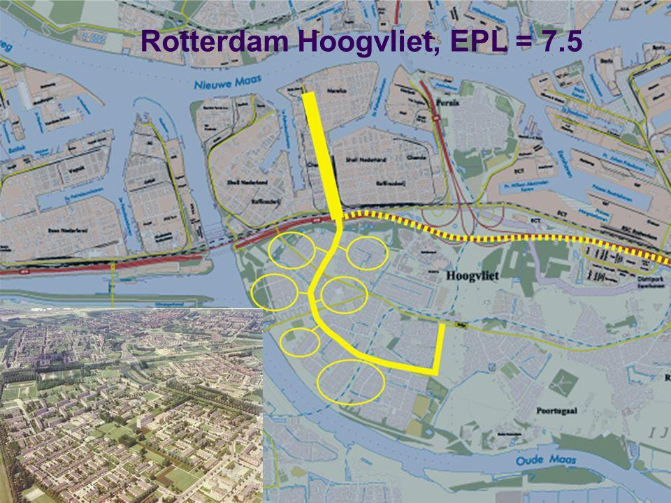 Rotterdam Hoogvliet, EPL = 7.5