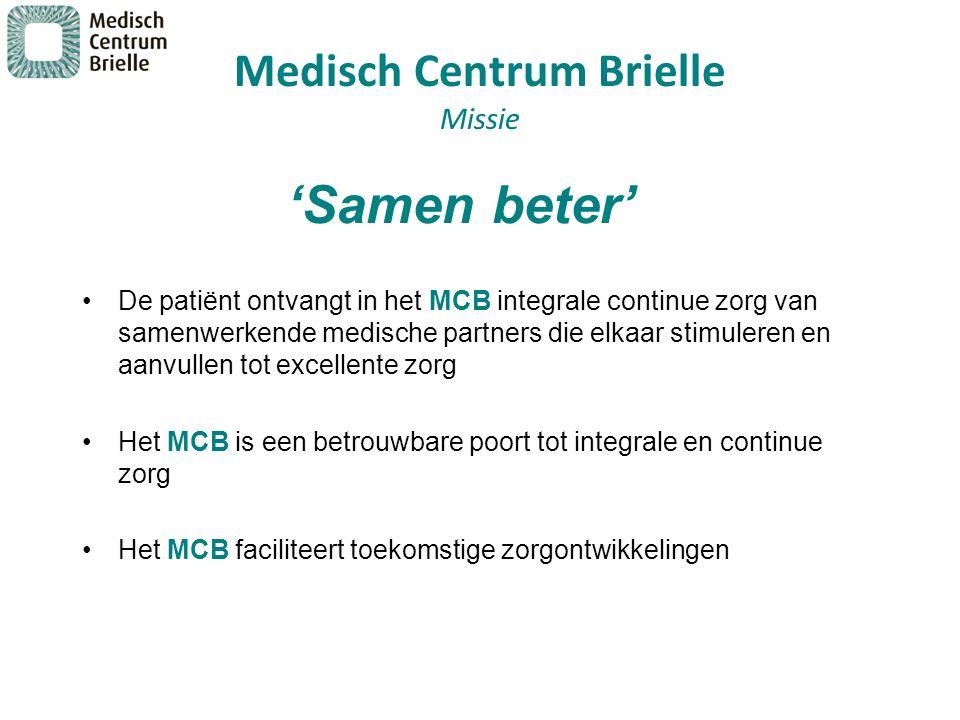 Medisch Centrum Brielle Missie