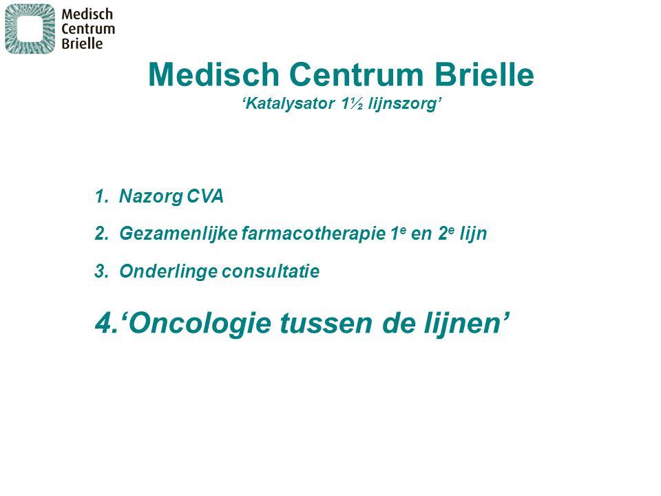 Medisch Centrum Brielle 'Katalysator 1½ lijnszorg'