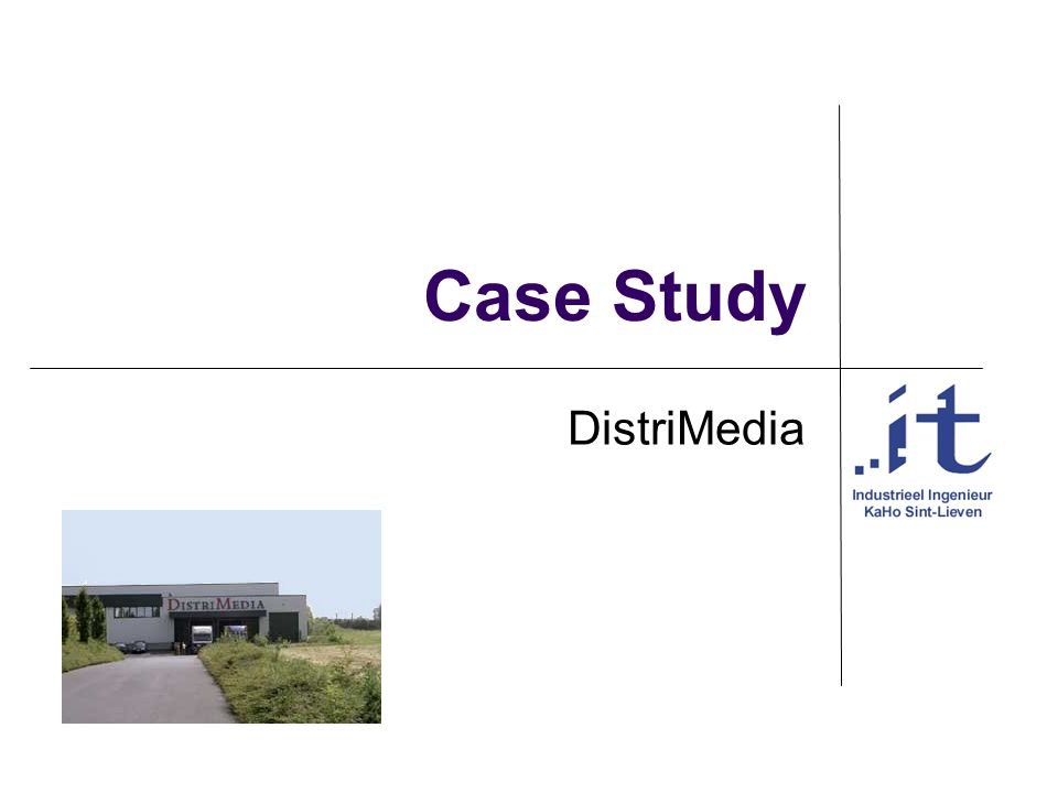 Case Study DistriMedia