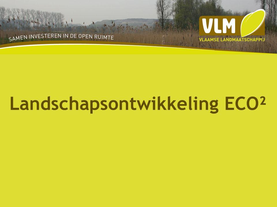 Landschapsontwikkeling ECO²