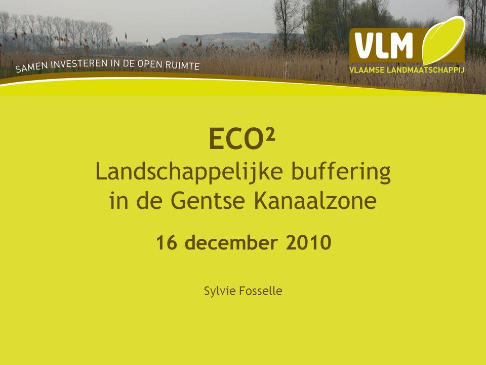 ECO² Landschappelijke buffering in de Gentse Kanaalzone