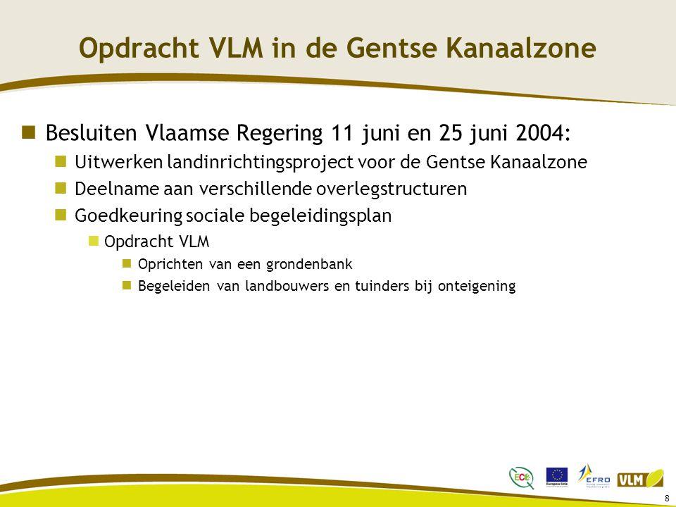 Opdracht VLM in de Gentse Kanaalzone