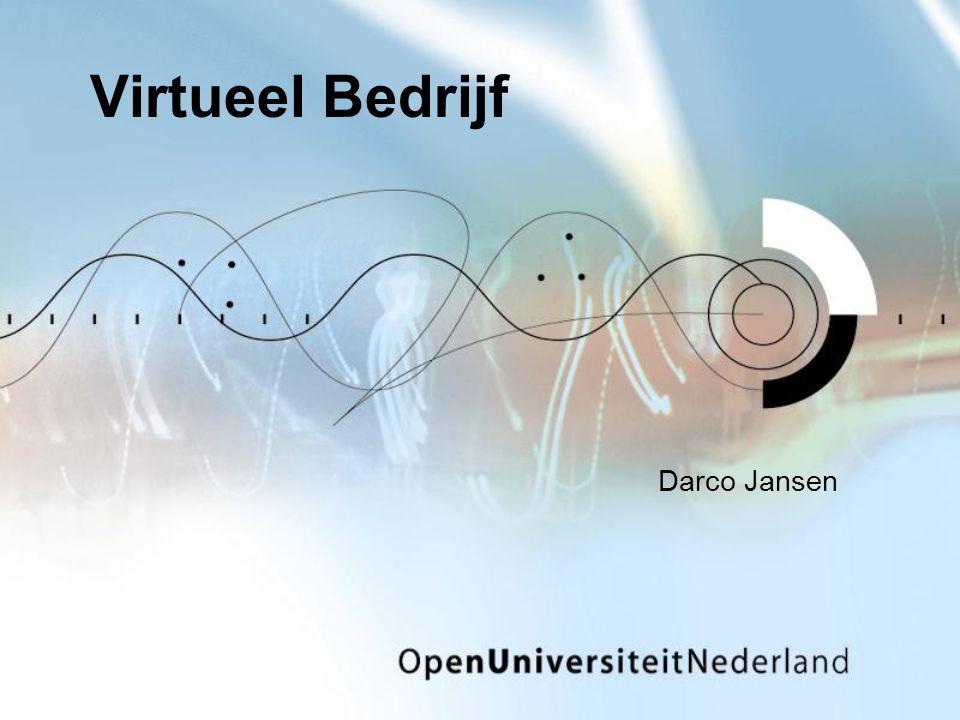 Virtueel Bedrijf Darco Jansen
