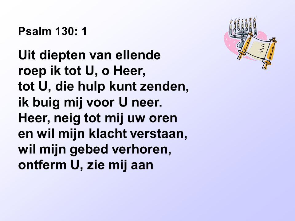 Psalm 130: 1