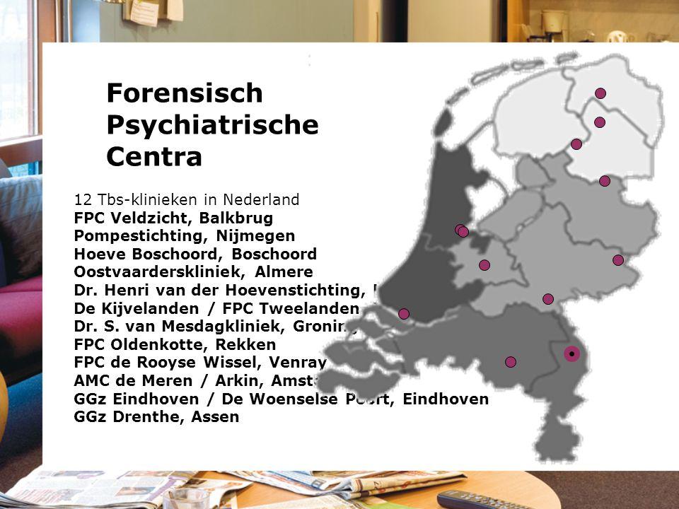 Forensisch Psychiatrische Centra