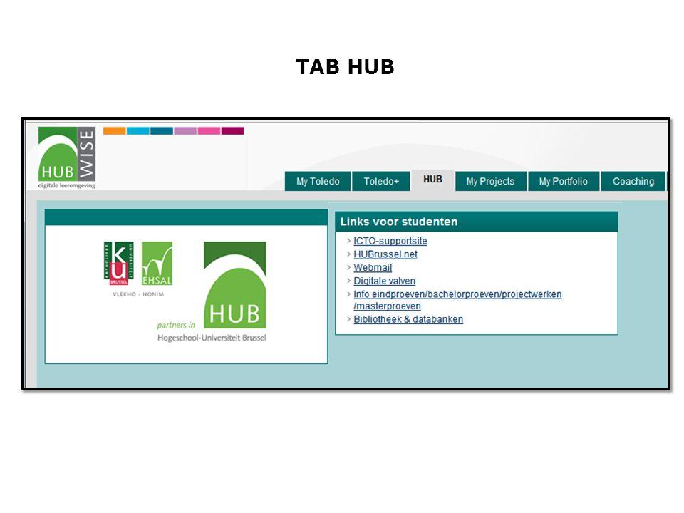 TAB HUB
