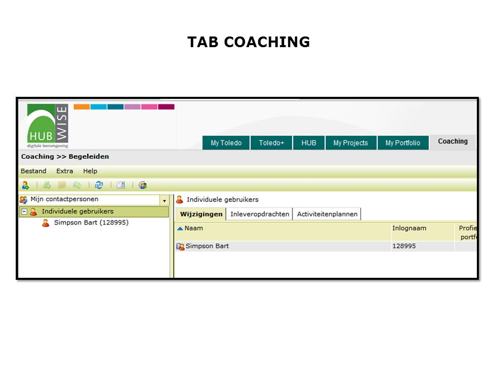 TAB COACHING