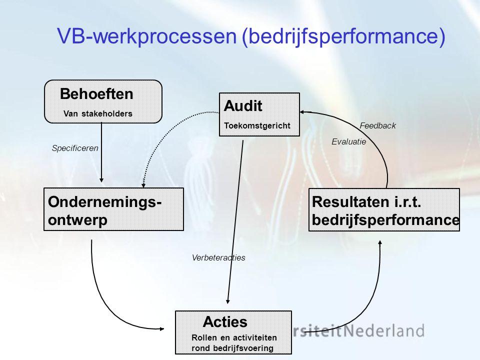 VB-werkprocessen (bedrijfsperformance)