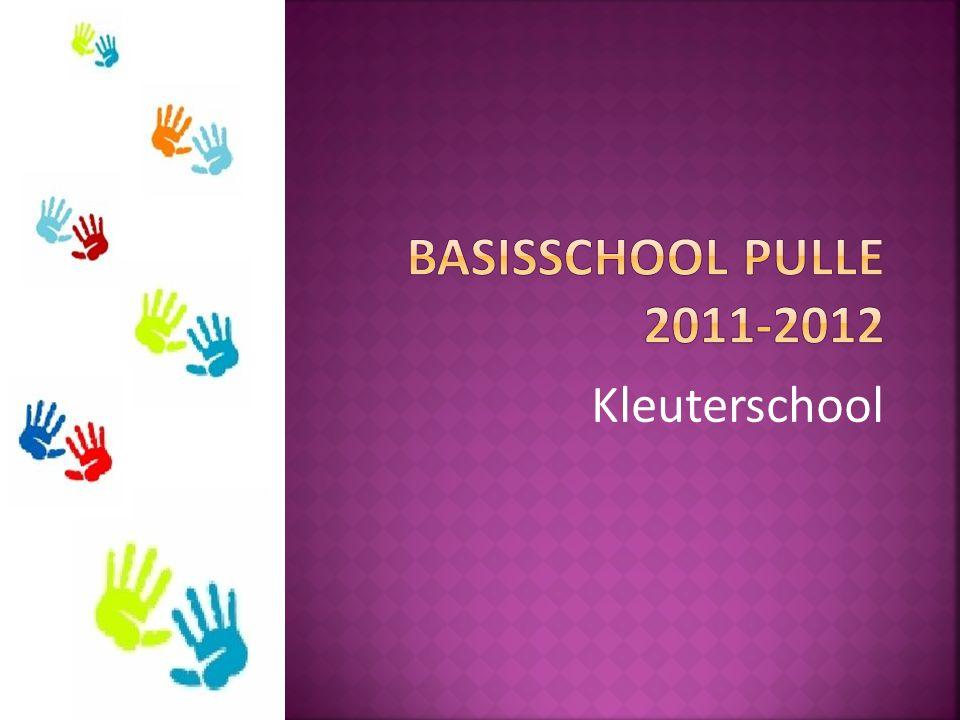 Basisschool Pulle 2011-2012 Kleuterschool